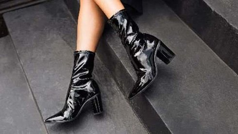 Sapato Ankle boot