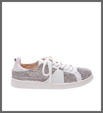sneaker glam white