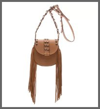 IT BAG TIRACOLO NEW WESTERN BROWN