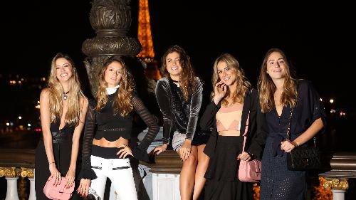PARIS CALLING - SCHUTZ TRIP