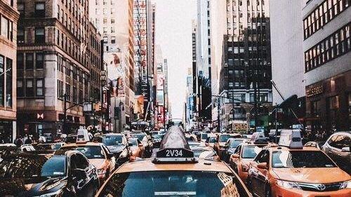 SCHUTZ TRIP: NEW YORK!