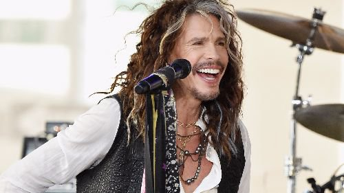 STEVEN TYLER: SCHUTZ NEW FAN
