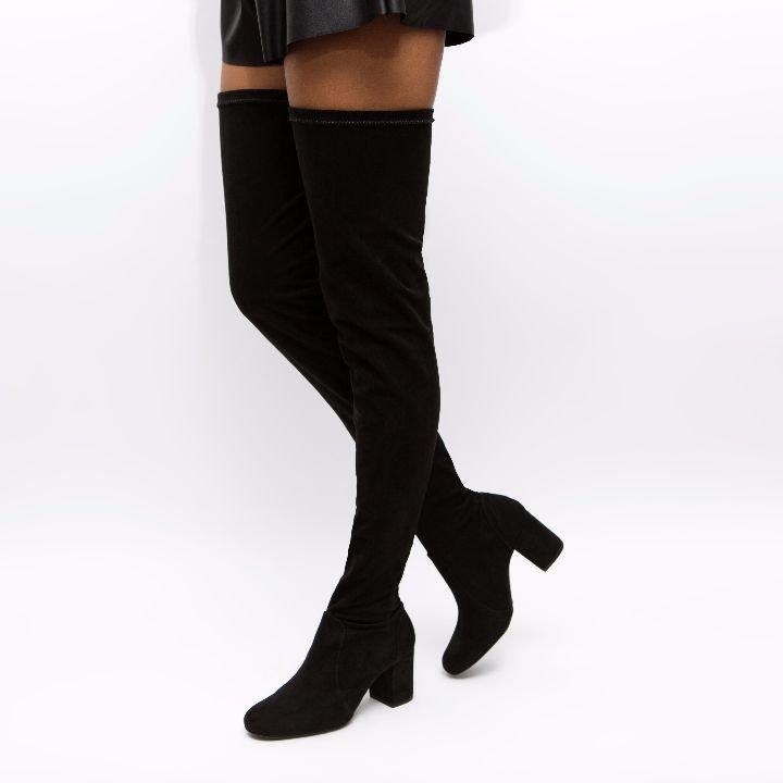 adc3b2475 bota over the knee: looks e dicas de styling