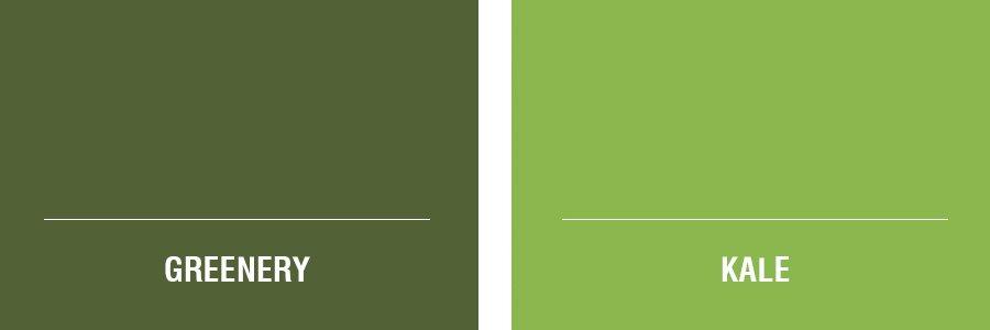 Pantone colors 2017 for Verde pantone 2017