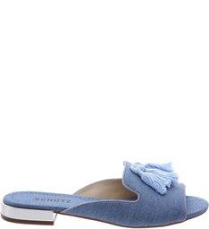 Mule Barbicachos Blue Jeans