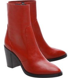 PRÉ-VENDA RED CRUSH Bota Trendy Scarlet
