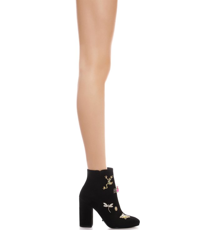 Bota Fun Jewerly Black
