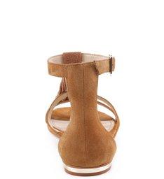 Rasteira Fringes Bamboo