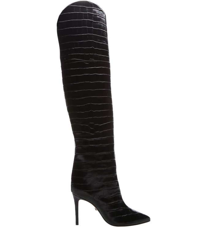 Bota Long New Croco Black | Schutz