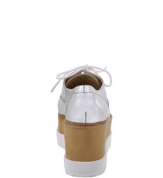 Flatform Box Oxford Prata