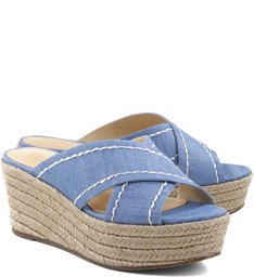 Flatform Cruise Jeans Blue