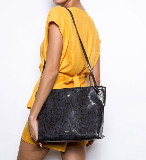 Slouchy Bag Crossbody Snake Urban