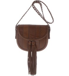 Crossbody Janis Wood