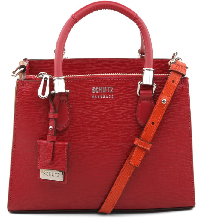 Mini Tote Lorena Red