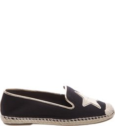 Espadrille Light Sea Black