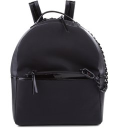 Mini Backpack Bianca Black