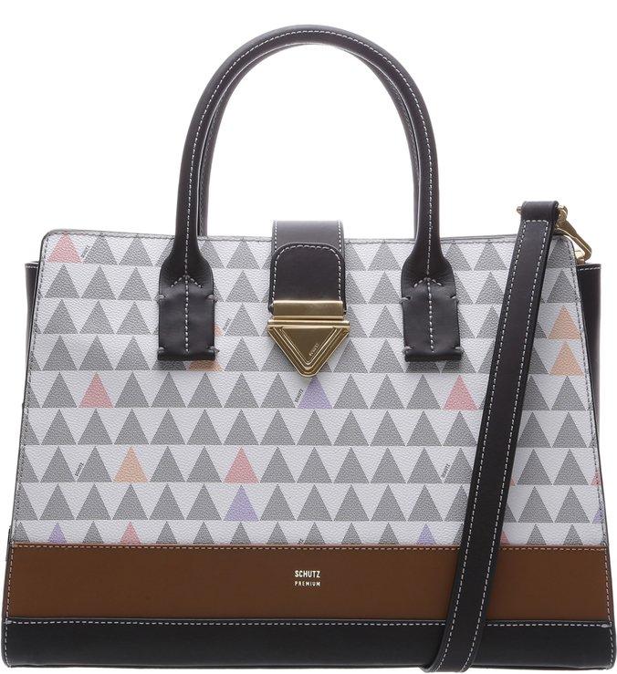 Handbag Crossbody Triangle Pearl | Schutz