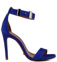 Sandália Tornozeleira Azul