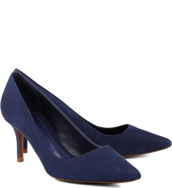 Scarpin Clássico Medium Dress Blue