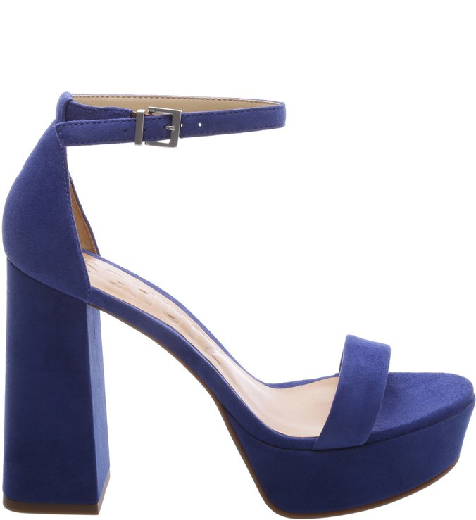 Sandália Gisele Strap Blue