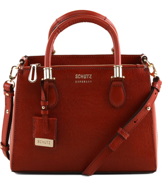 Mini Tote Lorena New Rust