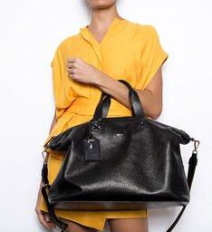 [PRÉ-VENDA] Mom Maxi Bag Black