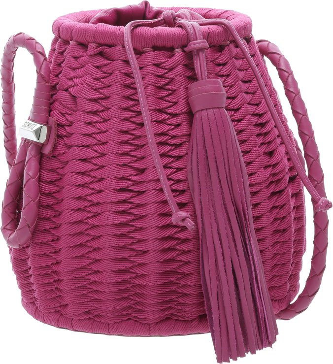 Bucket Bag Noah Trama Pink