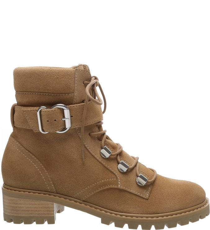 Camp Boot Nobuck Neutral | Schutz