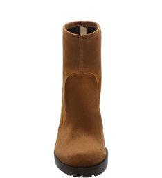 Combat Boots Sola Tratorada Wood