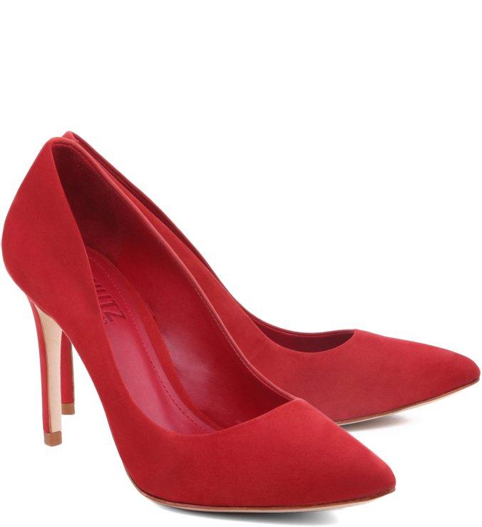 Scarpin Basic Scarlet
