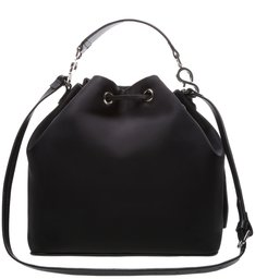 Bucket Bag Nylon Black