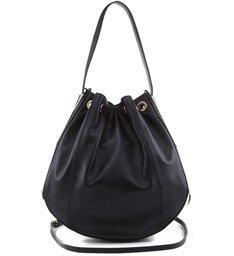Mini Bucket Maya Tessels Black