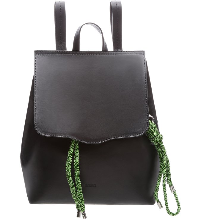 Backpack Lolla Leather Black