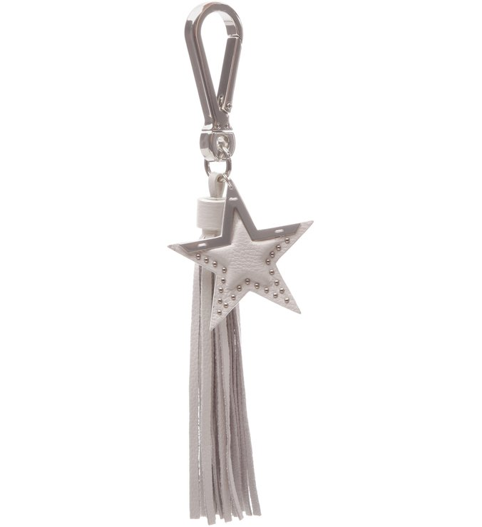 Bag Charm Star Pearl