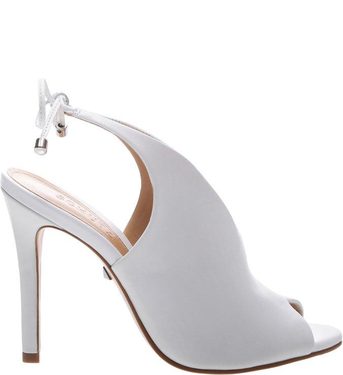 Sandal Boot White | Schutz