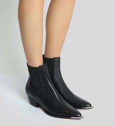 New Chelsea Boot Black