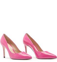 Scarpin Classic Glow Pink