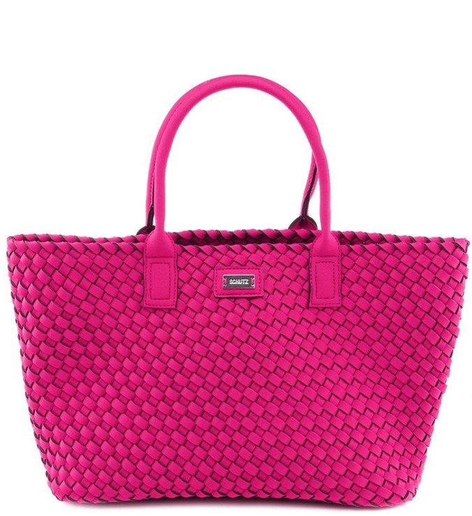 Bolsa Tressê Neoprene Pink