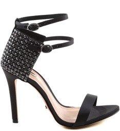 Sandália Double Strap Black