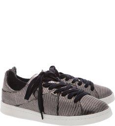 Sneaker Glam Metallic
