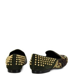 Slipper Spikes Militar