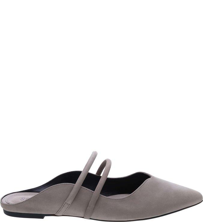 Flat Bico Fino Classic S-Girlie Grey | Schutz