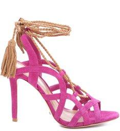 Sandália Tressê Summer Poetry True Pink
