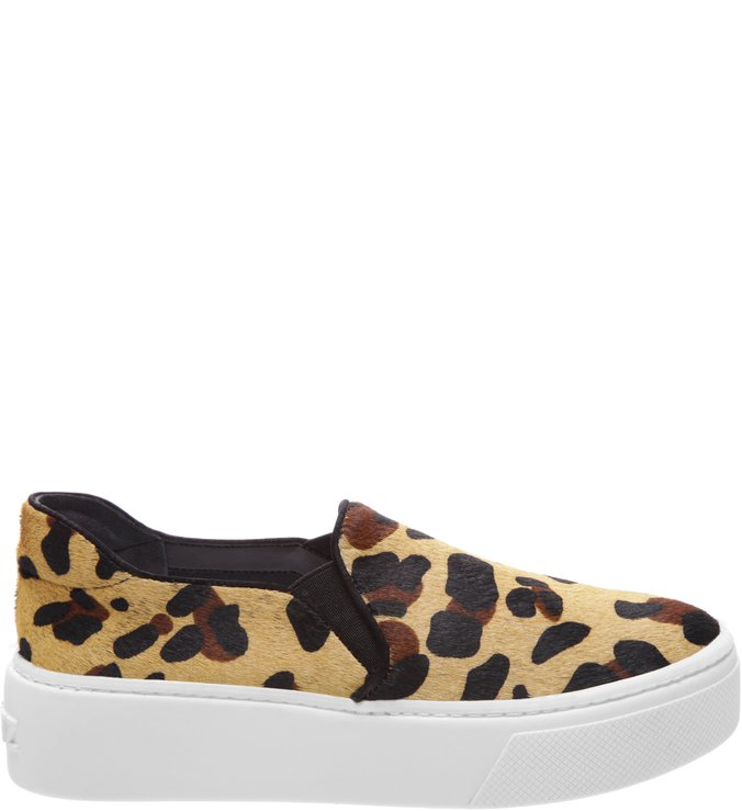 Slip On S-HIGH Animal Print