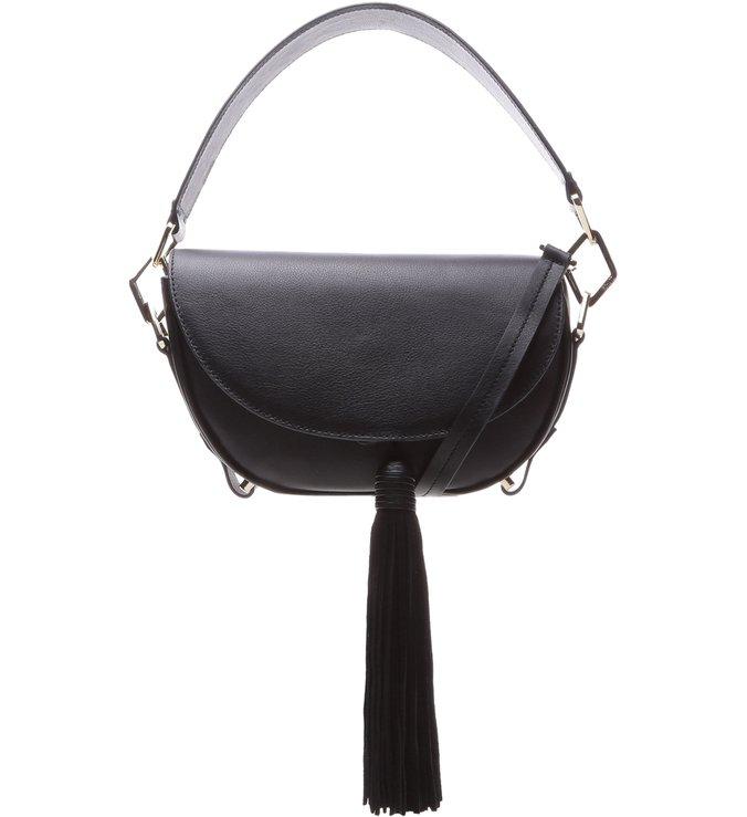 Saddle Bag New Western Black