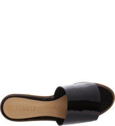 Flatform Slide Black