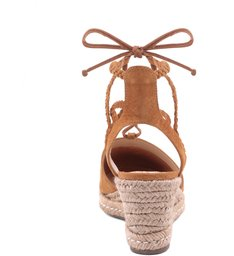 Espadrille Classic  Lace Up Bamboo
