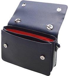 Handbag Chain Minimal Blue