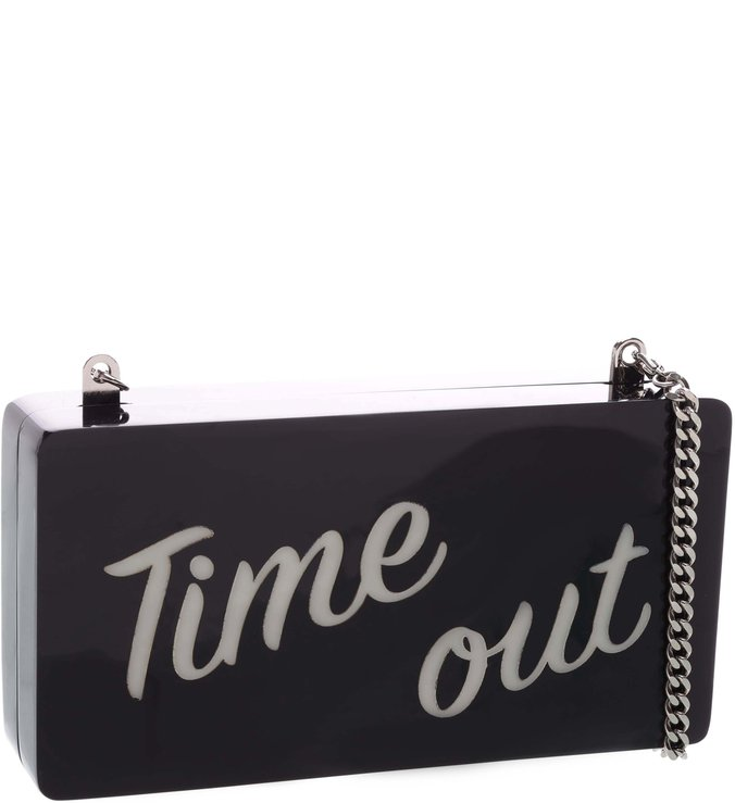 Love Clutch Black