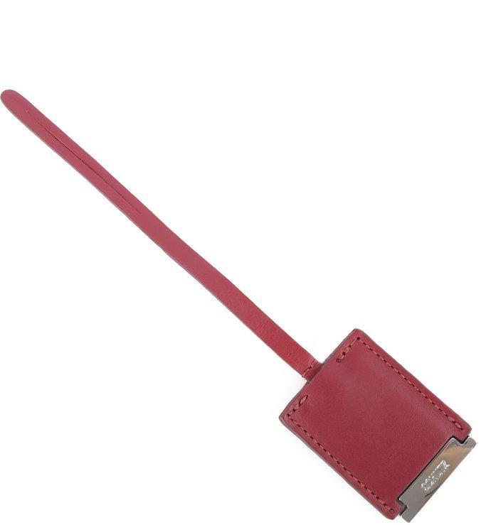 Bag Charm Couro